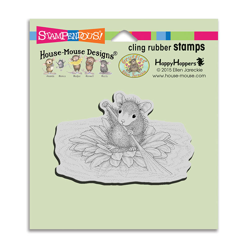All House Mouse Stamps
