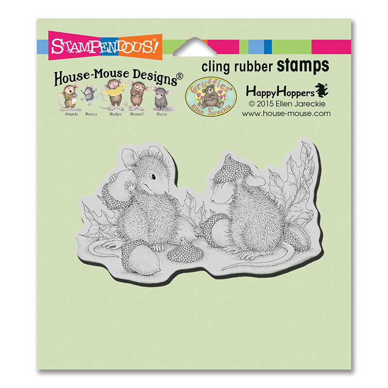 Stampendous: House Mouse