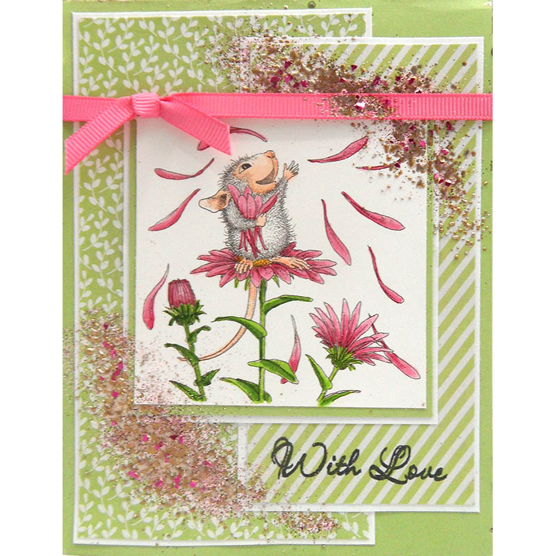 House-Mouse Designs® She s Me Frantage by Kristine Reynolds ... on house mouse christmas, house mouse design time, house cleaning services business cards,